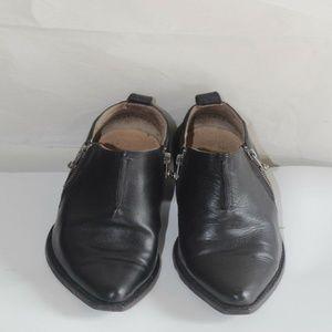 Frye womens sacha moto shoes as is 7B
